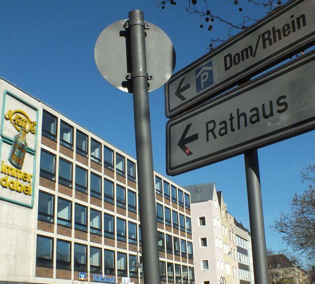 Köln Heumarkt 4711