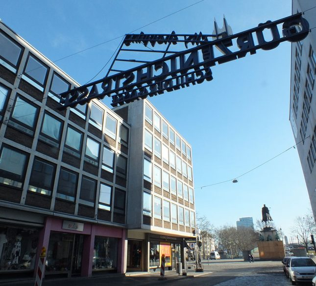 Köln Gürzenichstraße