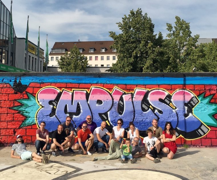 empulse-Team Graffiti